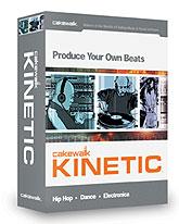 Cakewalk Kinetic reviewed in the Technofile by MC Rebbe DJ, VJ, rapper, producer, journalist