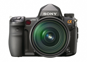 Sony Alpha 900 previewed in The technofile