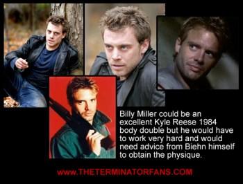 Billy Miller Terminator 5