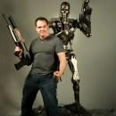 Terminator 2: Judgment Day T-800 Endoskeleton Version 2.0 Life-Size Figure