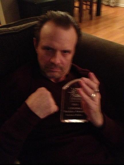 Michael Biehn with Lifetime Badass Award