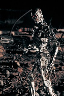 Terminator 2 Future War T-800