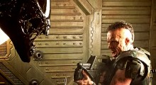 David Woodruff Alien 5 Terminator