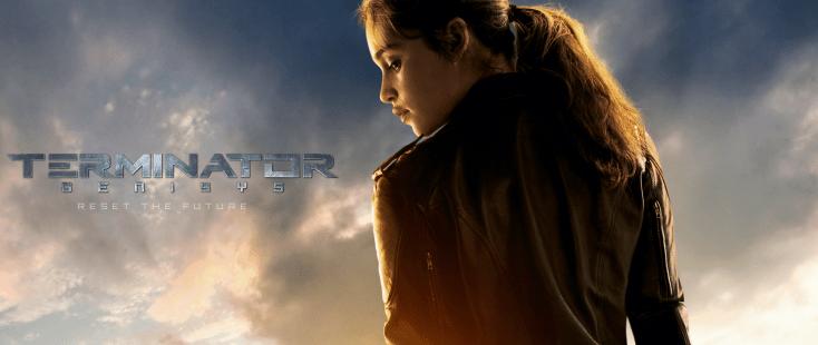 Terminator Genisys Sarah Connor