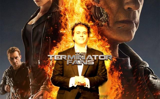 Lorne Balfe Terminator Genisys