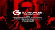 Gargoyles ANSI 85 Classics VIP The Terminator Fans