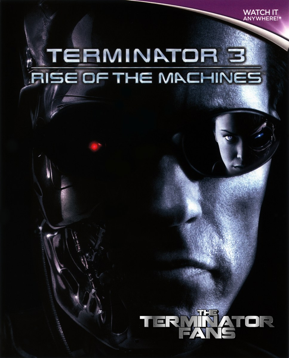 Terminator 3: Rise of the Machines - Zavvi Exclusive Limited Edition Steelbook Blu-ray Review