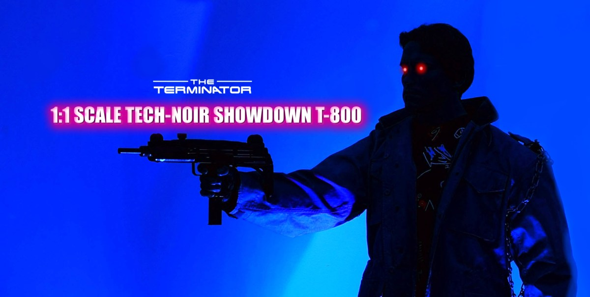 The Terminator Tech Noir Life-Size Statue