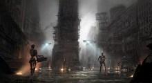 Terminator Genisys Concept Art New York