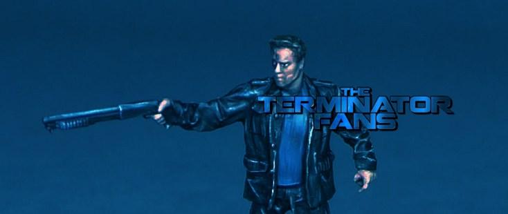Terminator Genisys Miniatures Guardian