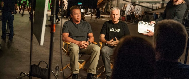 Arnold Schwarzenegger Jim Cameron Wild Aid