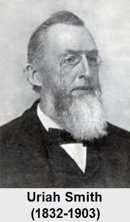 Uriah Smith: 1832 - 1903