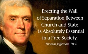 wall church state trump jefferson