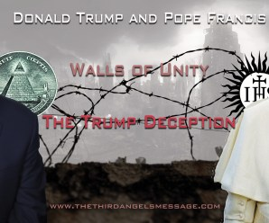 trump pope video walls of unity trump deception