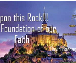 Upon This Rock - The Foundation of the Church