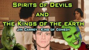 Jim Carrey Kings of the earth