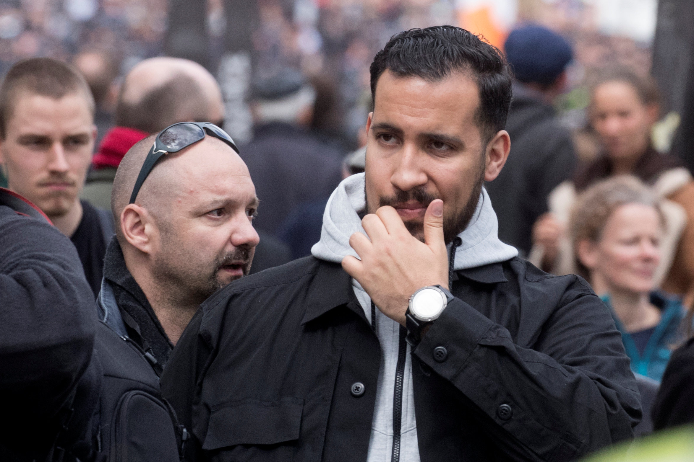 Emmanuel Macron sacks security aide Alexandre Benalla for assaulting     Alexandre Benalla was originally demoted and given a 15 day suspension by  the Elys    e