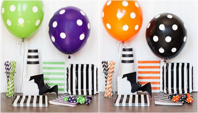 halloween party kits 650x371 Halloween Party Kits by TomKat {Giveaway}