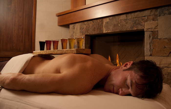 Top 5 Manly Spas for Father's Day