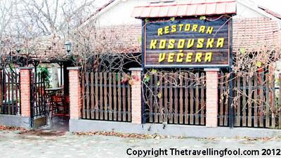 Kosovska Vecera Restaurant-Kosovo-Restaurant