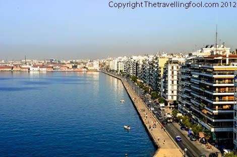 Thessaloniki-Greece-waterfront