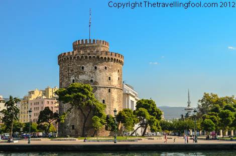 White Tower-Thessaloniki Greece