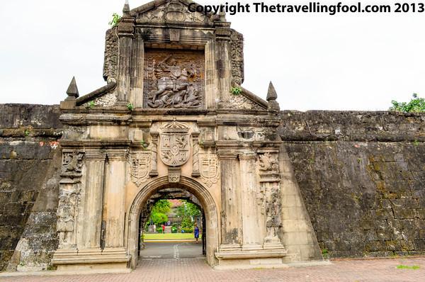 Santiago Philippines  city photos gallery : Fort Santiago, Manila Philippines