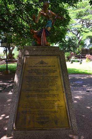 Plaza Cuartel Memorial