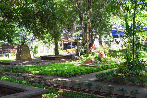 Plaza Cuartel Memorial Park