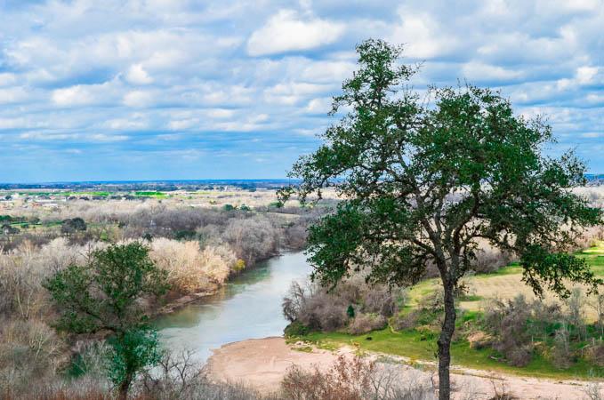 Colorado River La Grange Texas