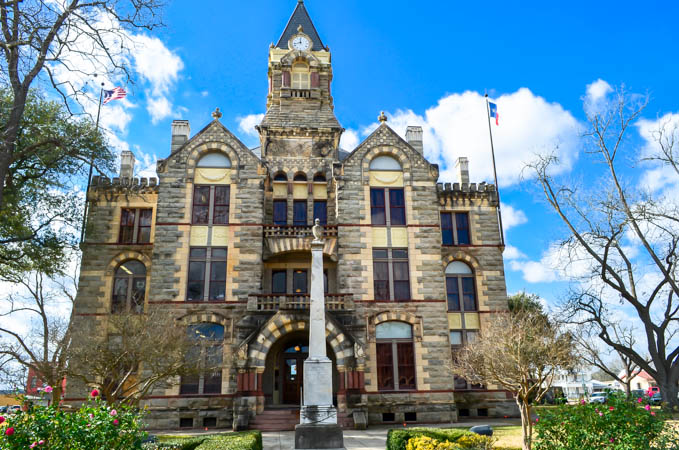 Fayette County Courthouse, La Grange Texas