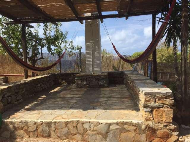 hammock in Skyros