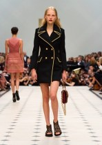 Burberry Womenswear S_S16 Collection - Look 21