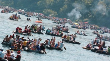 serbia drina regatta