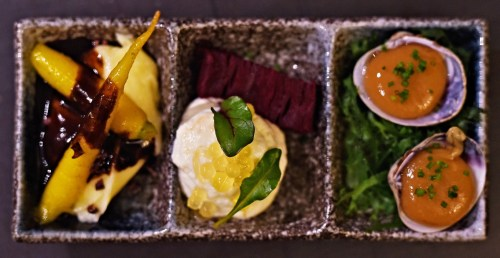 Japanese Molecular Cuisine-Zen Sushi (2)