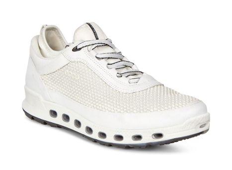 Pantofi sport-casual dama ECCO Cool 2.0 cu textil (Albi)_729.90lei