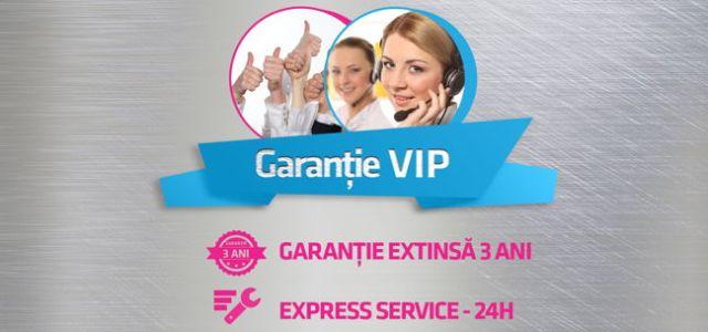 Garanția VIP Evolio, trei ani garanție și Express Service