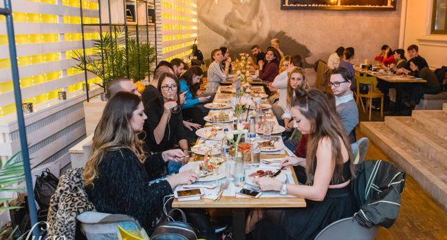 Lugo Lounge Restaurant Late Media Brunch – FOTO