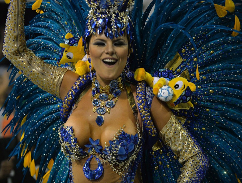 The 2015 Carnival In Brazil In Photos -