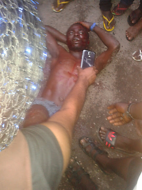 Have Striped nude in nigeria amusing