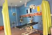 Crash Room at the Trauma And Surgical Centre | See New Ondo