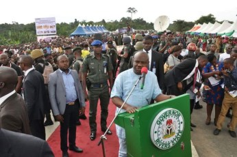 Governor Wike Featured