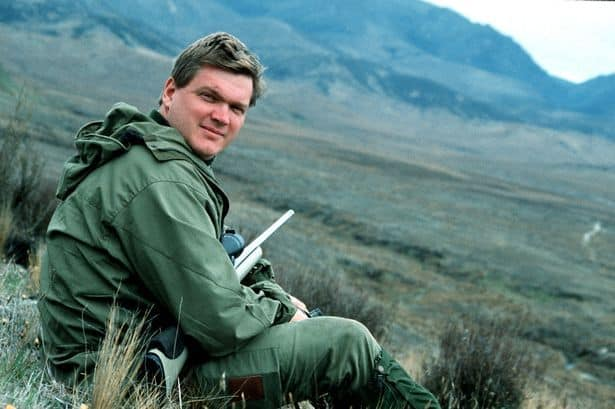 The Twelve Woodlores: Ray Mears.