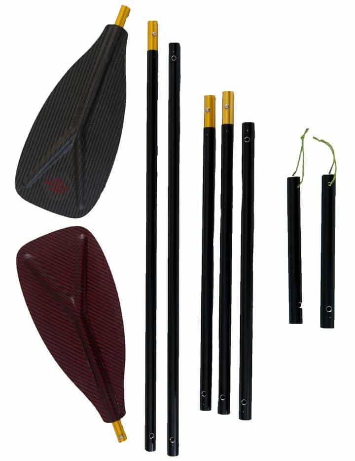 Ultralight Paddle: