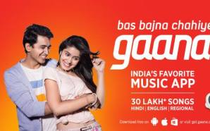 Gaana.com launches India's first episodic musical advertising campaign