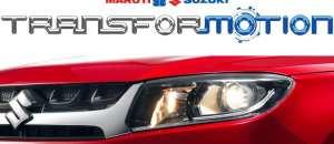 Maruti-Suzuki Transformotion