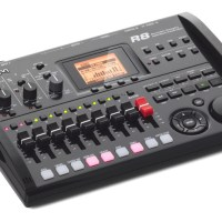 The ZOOM R8 Recorder Interface Controller Sampler