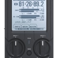 Roland's 6 channel R-26 portable recorder and interface