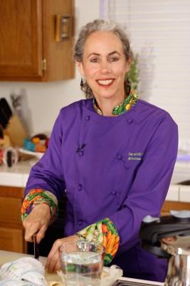 Jill Nussinow a.k.a The Veggie Queen