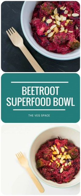 Beetroot Superfood Bowl